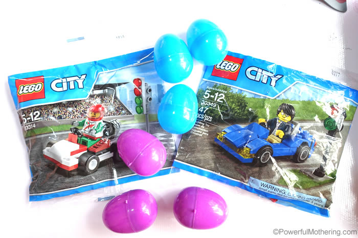 How To Make A Lego Easter Hunt