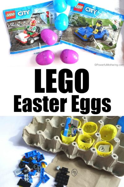 Lego Easter Eggs For Kids On Easter