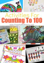 Super Fun Counting To 100 Activities For Kids