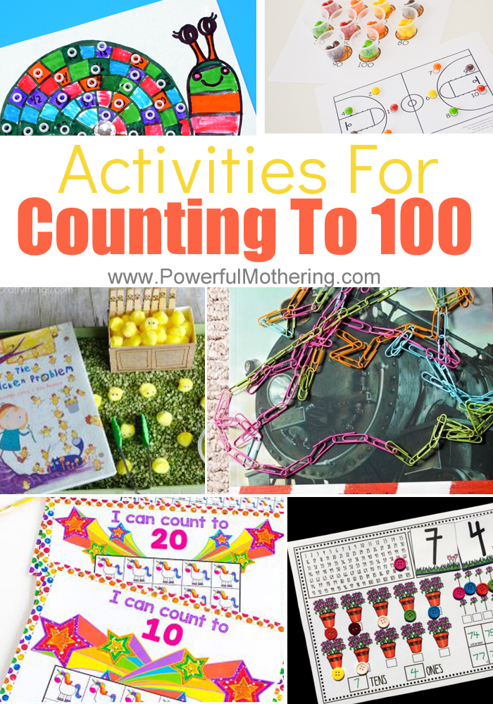 Help Kids Learn Counting To 100 With These Fun Activities