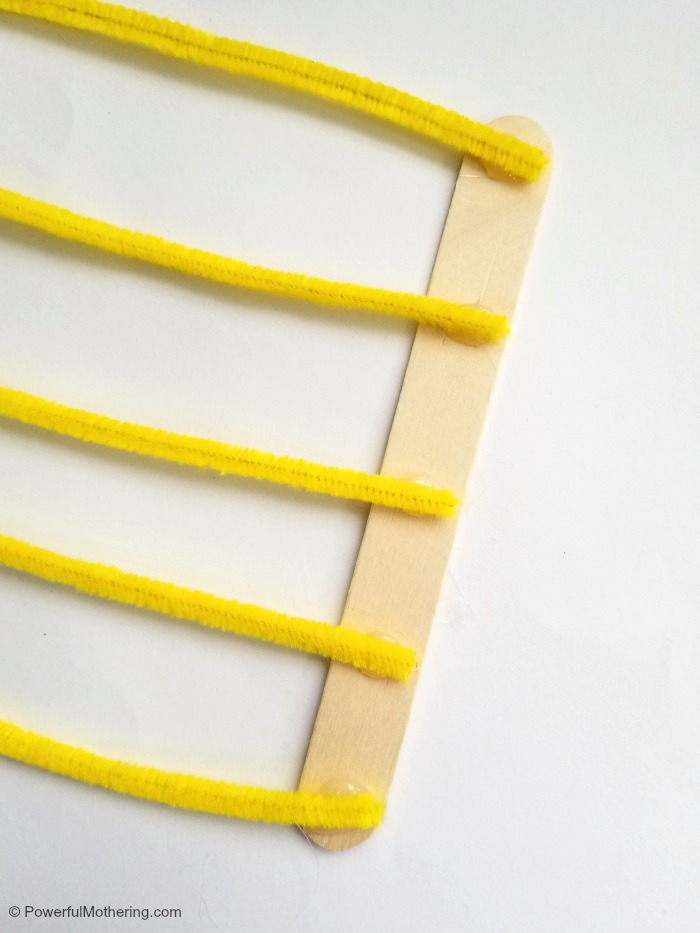 Making An Abacus Number Counter With Pipe Cleaners
