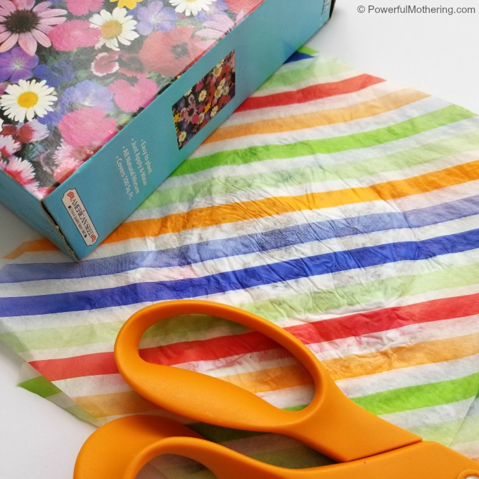 Materials To Make Plantable Paper Seed Craft