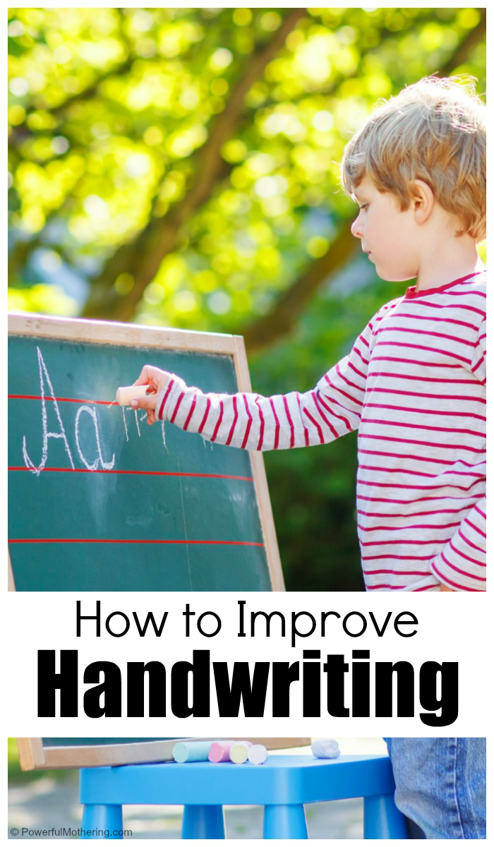 Must Read Tips For Improving Handwriting In Children