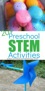 20+ Preschool STEM Activities