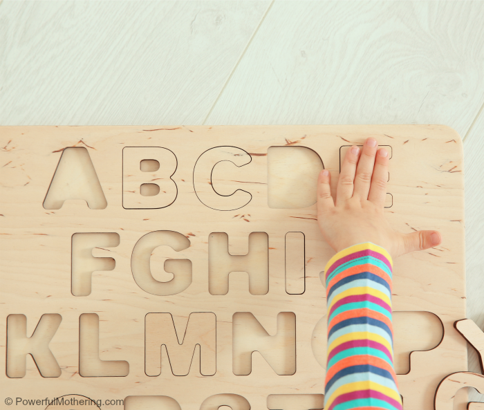 ideas for teaching letter sounds