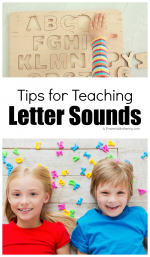 Expert Tips for Teaching Letter Sounds to Children
