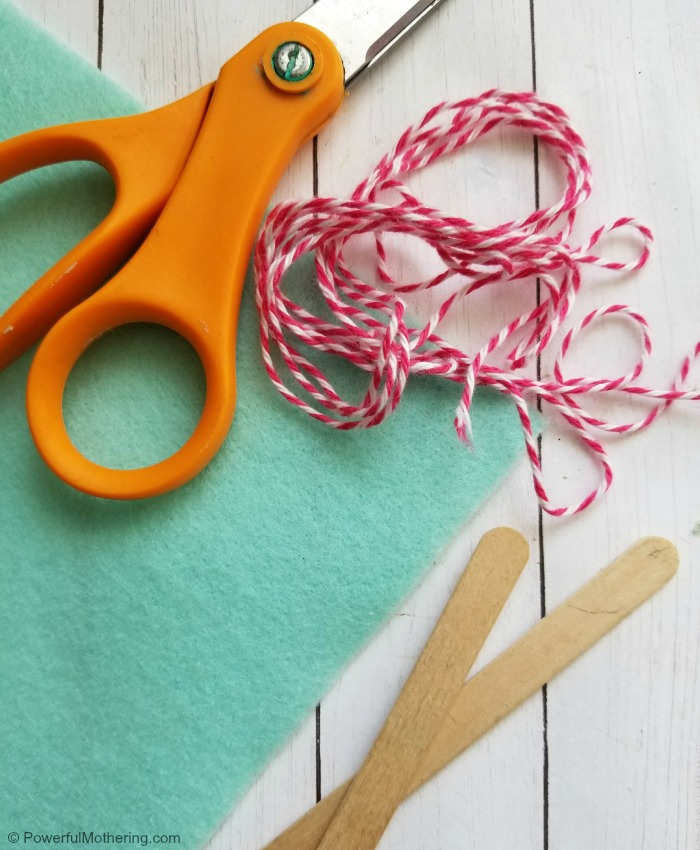 Materials For Popsicle Stick Craft Kite