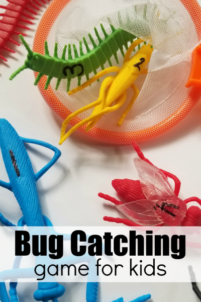 How To Make A Bug Catching Game For Kids