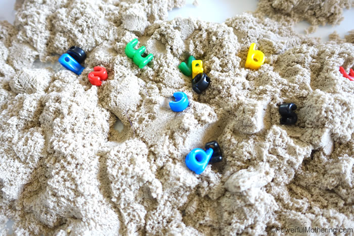 Kenetic Sand Activity