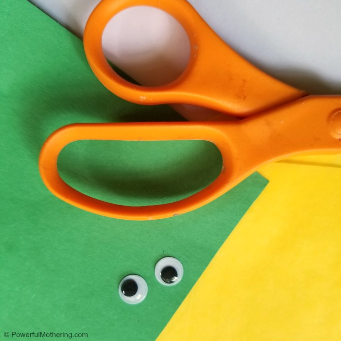 Materials For Tissue Paper Firefly Craft