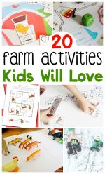 20 Farm Animal Activities Kids Will Love