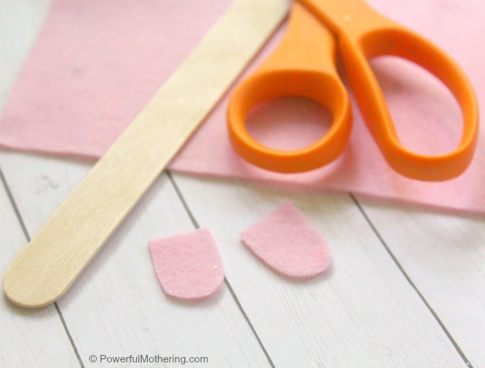 Cutting Eraser For Pencil Bookmark Back To School Craft