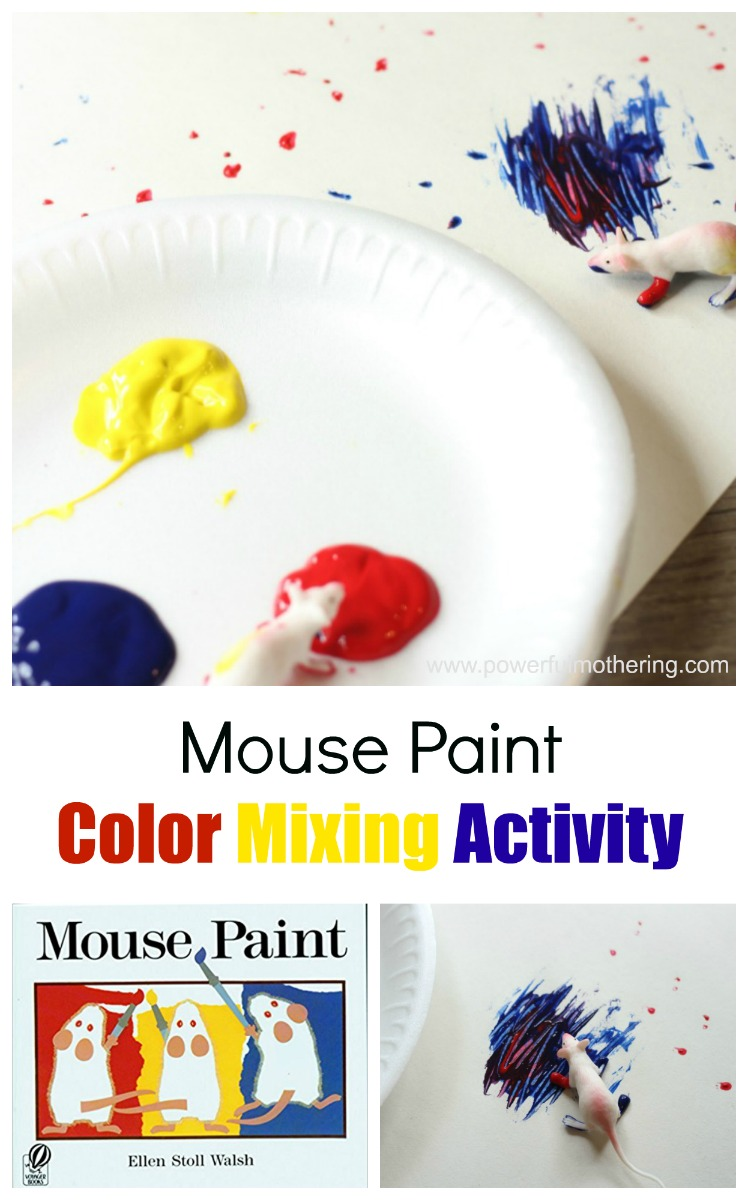 simple color activity for toddlers