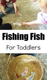 Fishing Fish For Toddlers