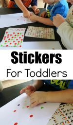 Stickers For Toddlers