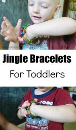 Jingle Bracelets For Toddlers