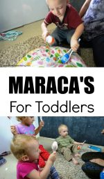 Maraca's For Toddlers