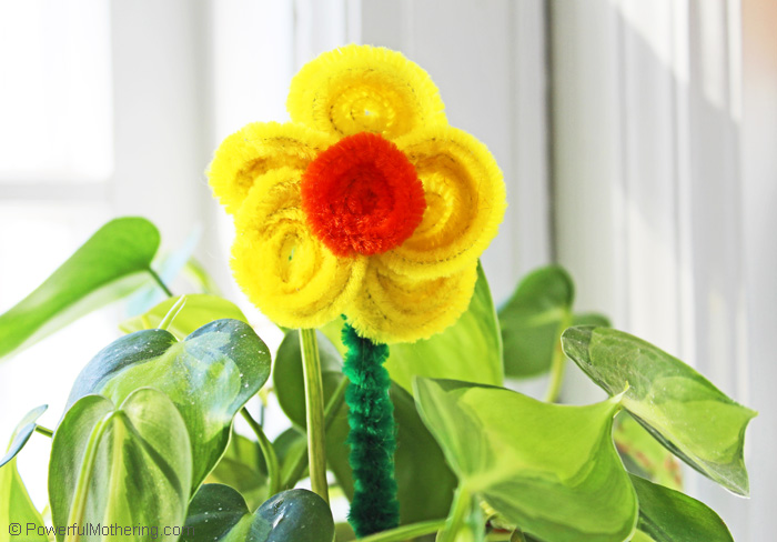 Daffodil Craft For kids