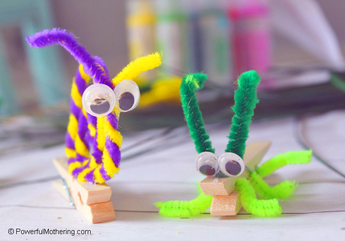 Easy Insect Craft