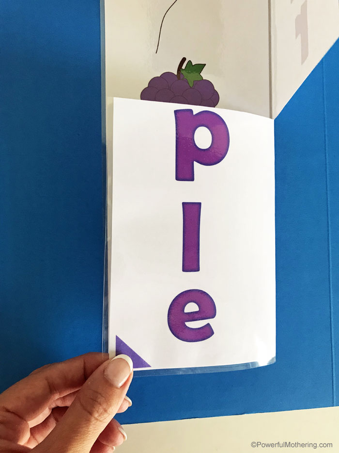A simple printable color activity to help children identify colors, color words, and colors in the environment.