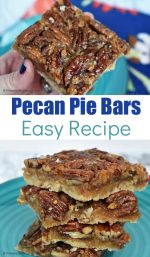 Pecan Pie Bars Like Grandma Made
