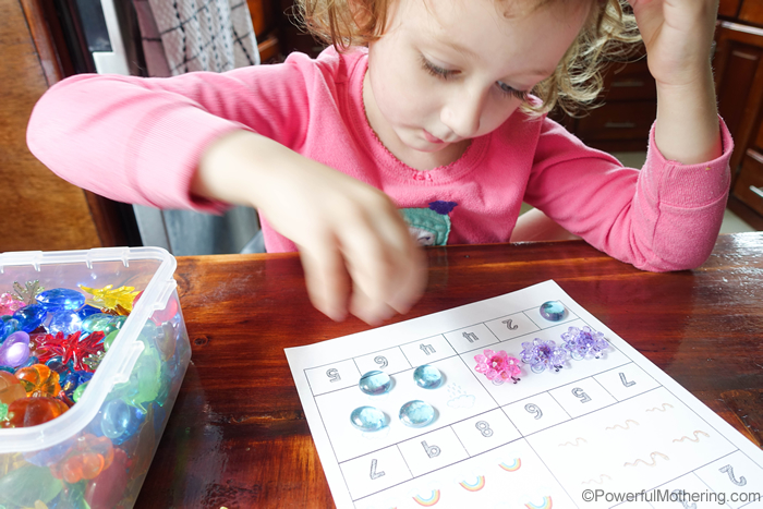 Alternative Clip Preschool Games