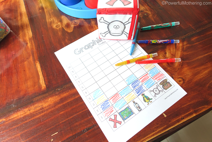 Graphing Games For Preschool Kids