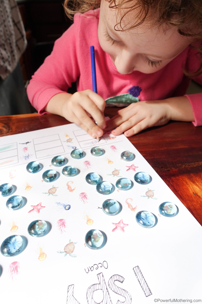 Ispy Game Alternative For Preschool
