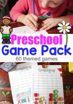 Preschool Game Pack 60 Themed Games