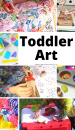 Fun Take Home Art Projects For Toddlers