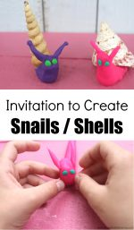 How To Make Playdough Snails