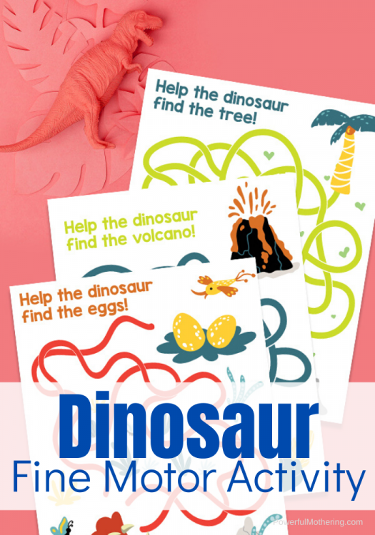 Free printable mazes with a dinosaur theme. Each maze is a different image collection and maze to follow.