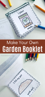 Make Your Own Garden Booklet