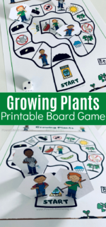 Growing Plants Board Game