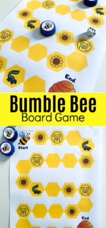 Bumble Bee Board Game