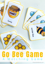 Go Bee Game For Kids