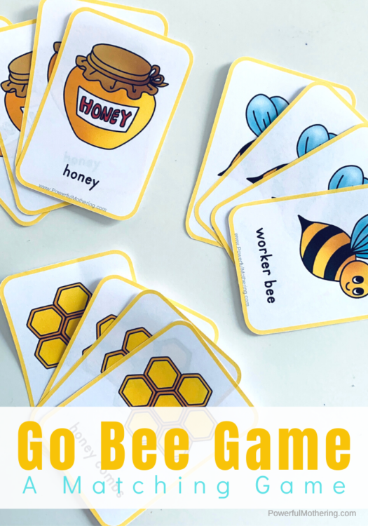 This game will teach kids all about the life cycle of a bee, how it pollinates flowers, and more!
