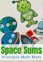 Space Sums: A Math Game