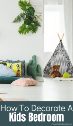 Tips For Decorating A Kids Bedroom