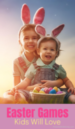 Easter Games Kids Will Love