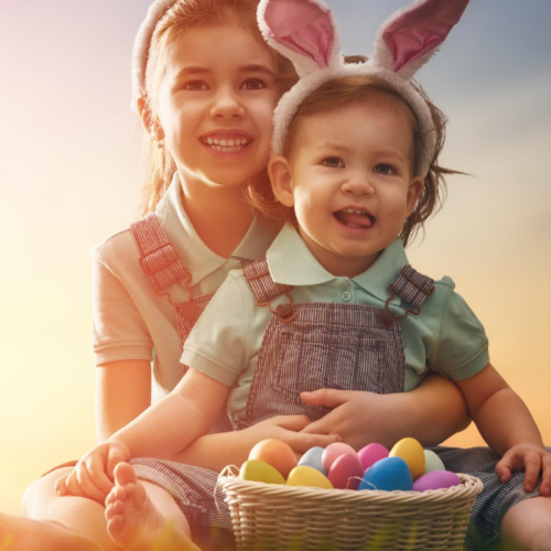 Easter is a fun spring holiday but these Easter Games will make it even more exciting!