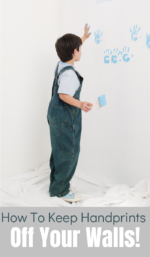 How To Keep Walls Clean With Kids Around
