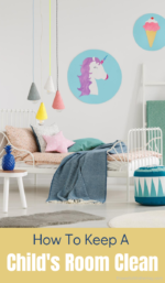 How To Keep A Kids' Bedroom Clean