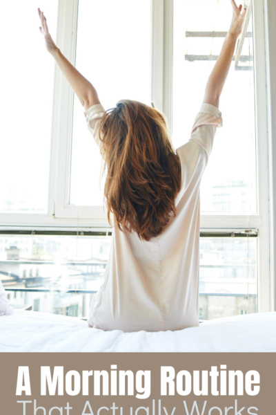 A morning routine is a surefire way to turn your days from down to golden!
