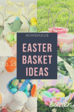 DIY Homemade Easter Baskets