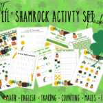 St. Patrick's Day Fun Printable Pack