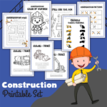 Construction Learning Pack