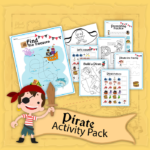 Pirate Learning Printables